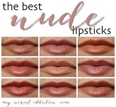 the best nude lips