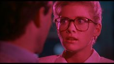 Barbara Crampton as Dr. Katherine McMichaels in From Beyond, 1986 Re Animator, From Beyond, Apocalypse, Mood, People, Image, Queens, Horror, Characters