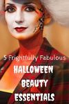 5 Frightfully Fabulous Halloween Beauty Essentials