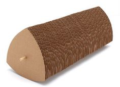 easy pattern for a cat scratching post, make it so it can be wall mounted?