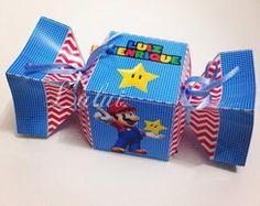 Super Mario - Caixa Bala