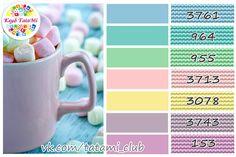 ЦВЕТОВЫЕ ПАЛИТРЫ для рукодельниц – 57 photos Yarn Color Combinations, Color Schemes, Colours That Go Together, Paint Color Chart, Pantone, Dmc Cross Stitch, Design Palette, Diy Bracelets Easy, Color Me Beautiful