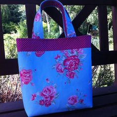 Here there is: first new bag from Hola Lotta, just perfect for Summer! Look for HolaLotta on Etsy  #crossbody #purse #fabricbag  #Tote bag,