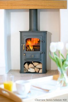 The winter rush for woodburners ~ Selfbuilder & Homemaker Products