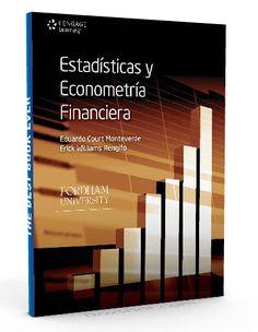 Estadística y econometria financiera – Eduardo Court Monteverde – PDF  #estadistica #econometria #LibrosAyuda  http://librosayuda.info/2016/04/20/estadistica-y-econometria-financiera-eduardo-court-monteverde-pdf/