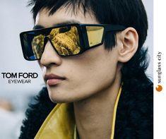 Tom Ford, gafas de sol para personas con mucha actitud.