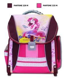 Školní batoh Fay Pantone, Backpacks, Bags, Fashion, Handbags, Moda, Fashion Styles, Backpack, Fashion Illustrations