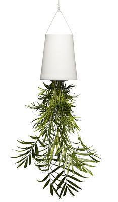 Pflanzen · Küchen · Sky Large Hänge Blumenkasten / Keramik   H 22 Cm    Boskke