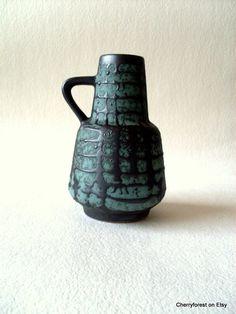 Vintage WGP,Carstens Tönnieshof vase 1534-12. Modernist vase. by Cherryforest on Etsy