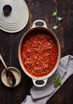 Easy Snacks, Easy Healthy Recipes, Sauce Recipes, Pasta Recipes, Pizza Vino, Confort Food, Pasta Al Dente, Cooking Sauces, Canadian Food