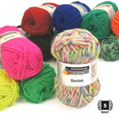 Boston - 海外の毛糸と編み物グッズ*チカディー*