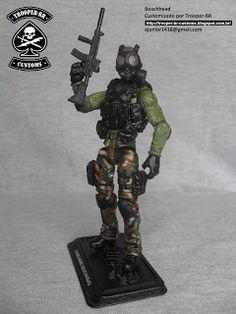 Gi joe Action Figure Customs: Gi Joe
