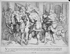 Odysseus is recognised as king of Ithaka  17th century etching  Theodor van Thulden (1606 - 1669)  Fine Arts Museums of San Francisco Homer Odyssey, Trojan War, Greek And Roman Mythology, Gay Art, Classic Books, Museum Of Fine Arts, Tapestry, Hero, History