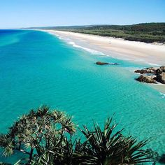 Stradbroke Island Destin Beach, Ocean Beach, Beach Trip, Coast Australia, Australia Travel, Brisbane Australia, Tasmania, Flemington Racecourse, Famous Places In France