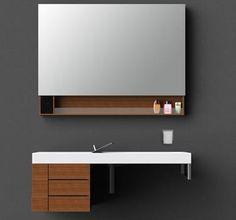 Cache bathroom vanity