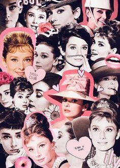 Audrey Hepburn!!