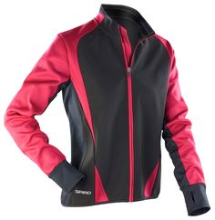 Spiro Womens Freedom Softshell Jacket S256F