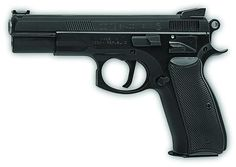 CZ 75 Shadow SAO pistol