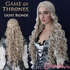 Cheap game round, Buy Quality game shadow directly from China wig kanekalon Suppliers:  Product Features   Cosplay Character: Game of Thrones   Material: High quality heat resistant synthetic fiber