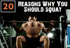 20 reasons why you should-squat