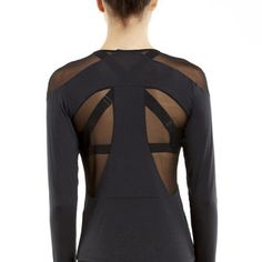 Image of Abyss Top (Black) - NEW