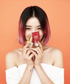 Irene Kim Estée Lauder — Favorite Beauty Products | Irene Kim, Estée Lauder's new global beauty contributor, shares some of her favorite products. #refinery29 http://www.refinery29.com/2015/07/90697/irene-kim-estee-lauder-favorite-products