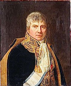 Michel Ordener was a general of division and a commander in Napoleon's elite Imperial Guard. Of plebeian origins, he was born 2 September 1755 in L'Hôpital and enlisted as private at the age of 18 years in the Prince Conde's Legion. He was promoted through the ranks; as warrant officer of a regiment of Chasseurs à Cheval, he embraced the French Revolution in 1789. He advanced quickly through the officer ranks during the French Revolutionary Wars.