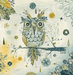Owl  by Alberto Cerriteño  (http://albertocerriteno.com)