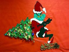 Christmas Grinch !