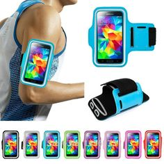 Universal Gym Sports Arm Band Jogging Fitness Running Armband Bag Workout Cover Case Pouch Arm Bag For 4.0-5.5 Mobile Phone Superior Performance Cellphones & Telecommunications