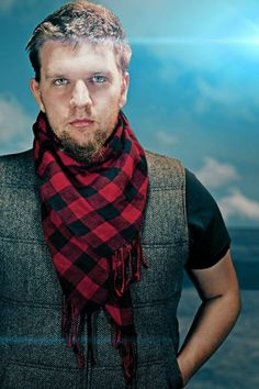 Jonathan Thulin. This guy is awesome! His music is so deep. :-)