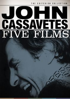 five films: john cassavetes • the criterion collection - DVD boxset
