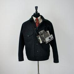 vintage filson    Vintage Filson Mackinaw Wool Jacket