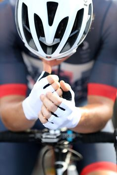 #RIO2016 Best of Day 1 - Geraint Thomas of Great Britain prepares to start the Men's Road Race on Day 1 of the Rio 2016 Olympic Games at the Fort Copacabana on August 6 2016...