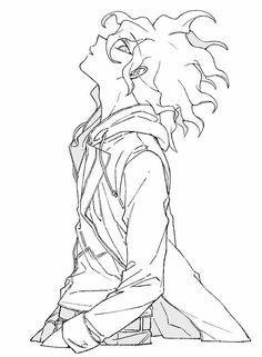 Pink Blood, Ouma Kokichi, Nagito Komaeda, Danganronpa Characters, Invader Zim, Nintendo Ds, All Anime, Hinata, Fan Art