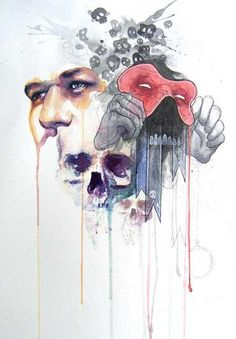 Amazing and Inspiring Pieces of Graphic Artwork