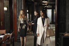 The coat Kerry Washington hated. | Inside Olivia Pope's Closet