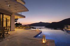 Villa Kalamar Kalkan Sleeps up to 10 Large Shower, Bedroom With Ensuite, Breath Of Fresh Air, Luxury Holidays, Maine House, Luxury Villa, Jacuzzi, Modern Luxury, Open Plan