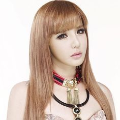 :: @haroobommi Park Bom's promotional photoshoot for 2NE1's 'I Love You' single. | HQ (July 6, 2012) - #박봄 #투애니원 #2NE1 #ParkBom