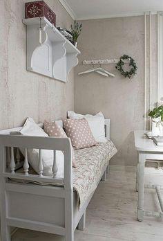 Gustavian chalky interiors