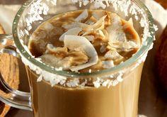 Kawa z mleczkiem kokosowym Peanut Butter, Pudding, Desserts, Food, Tailgate Desserts, Deserts, Puddings, Meals, Dessert