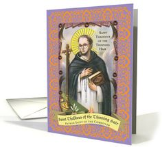 St. Thaddeus Humor Sacrilegious Fathers Day card (1090544) by Nobleworks