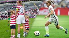 What Athletes Eat: Christie Rampone's Soccer-Mom Turkey Lasagna
