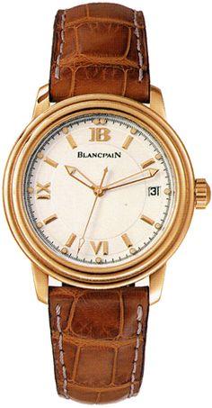 Blancpain Leman Date 2100-3642-53B