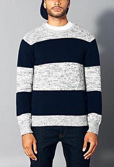 Crisp Colorblocked Sweater $22.80