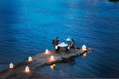 You need to propose after a date like this!