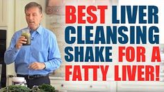 Berg shares how to make the best liver cleansing shake for a fatty liver. Can you guess the 3 ingredients that make a perfect liver detox shake? Detox Your Liver, Liver Detox Cleanse, Body Detox, Body Cleanse, Dr Eric Berg, Dr Berg, Vital Reds, Digestive Detox, Natural Detox Drinks