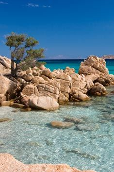 Costa Smeralda - Sardegna - Italia www. for UK and other countries www. Places Around The World, The Places Youll Go, Travel Around The World, Places To See, Around The Worlds, Italy Vacation, Italy Travel, Italy Landscape, Living In Italy