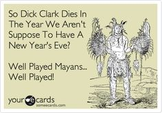 Well Played Mayans...