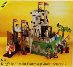 BrickLink Reference Catalog - Sets - Category Castle